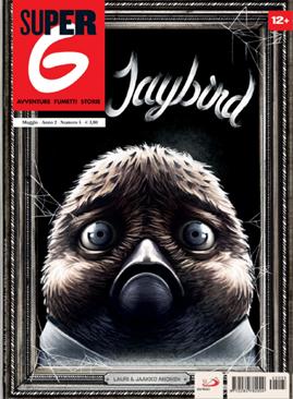 """Speciale Super G di Maggio: """"Jaybird"""" la GN di Lauri & Jaakko Ahonen"""