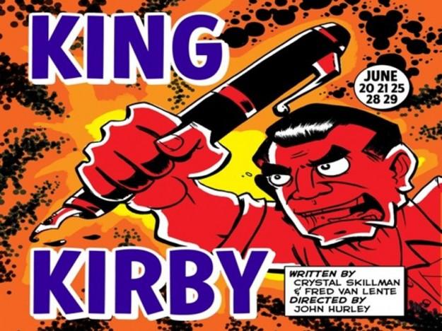 king-kirby_Notizie