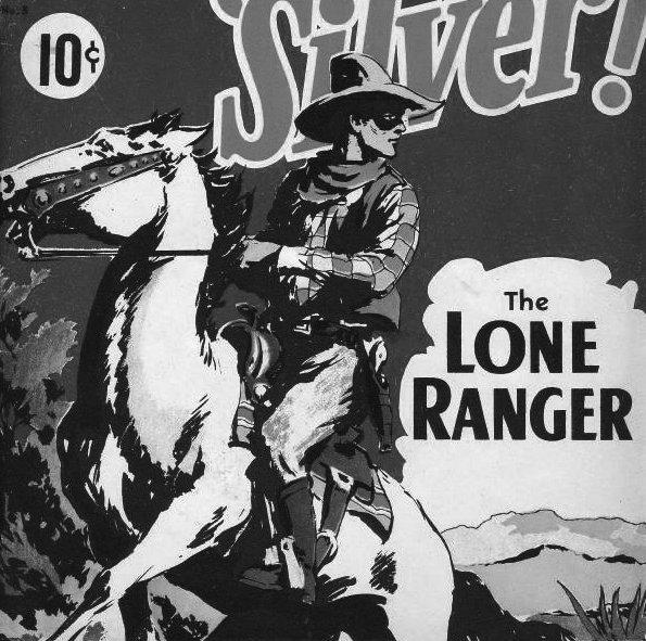 I tanti volti (mediatici) del Lone Ranger – Parte prima