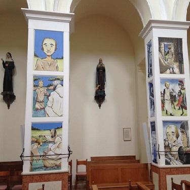 """""""L'Estate di San Martino""""di Mabel Morri: iconografia religiosa a fumetti"""