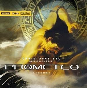 "Mondadori Comics presenta ""Prometeo – Esogenesi"""