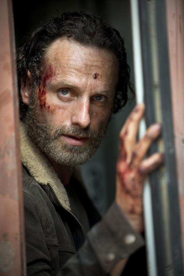 The Walking Dead: prima immagine quinta stagione