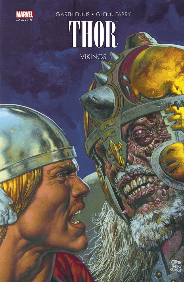 Garth Ennis – Meraviglie di scorta: Thor Vikings