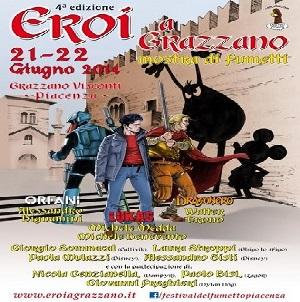 """21-22 giugno quarta edizione di """"Eroi a Grazzano"""""""
