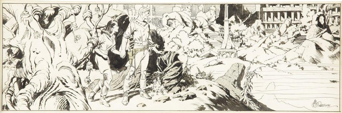 williamson-flash-gordon_Essential 11 Essential 300 comics