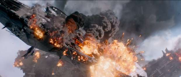 Rise FX - Gli effetti speciali di Captain America: The winter soldier