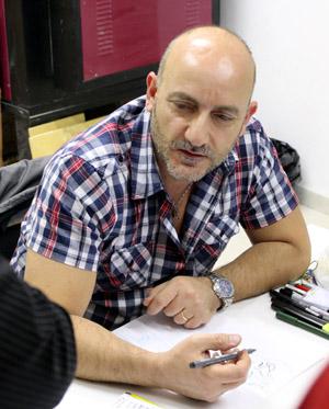 Brindisi alla francese: intervista all'autore Bonelli sull'esperienza d'oltralpe