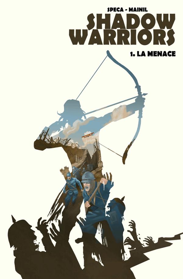 """Un crowdfunding per """"Shadow Warrior"""" dell'autore italiano Silvio Speca"""