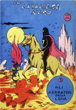 Il Cavaliere Nero (1964, Edizioni S.I.T.E. di Roma).
