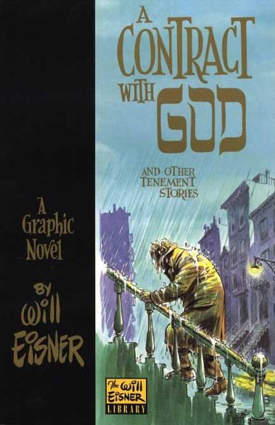 La nascita del graphic novel in America