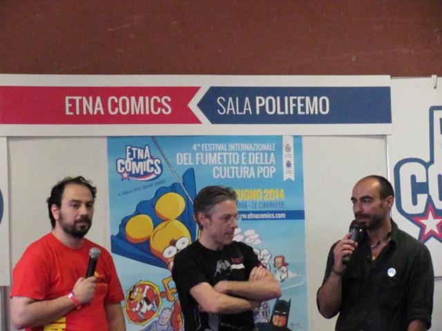 Assegnati gli Etna Comics Awards