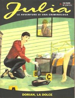 Julia # 189 - Dorian, la dolce  (Berardi, Calza, Piccioni, Bonessi)