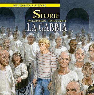 La-gabbia cover1