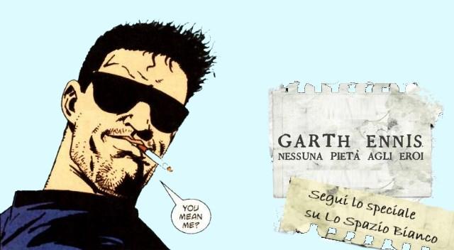 Garth Ennis – Hitman: il personaggio, i disegnatori, la storia editoriale