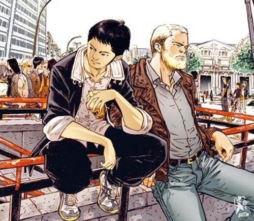 Long Wei: il percorso di crescita di una miniserie a fumetti italiana