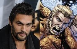 Batman v Superman: Dawn of Justice - Jason Momoa è Aquaman?