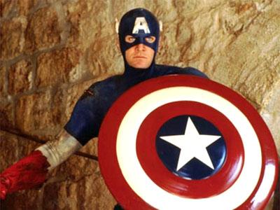 Capitan America: il film di Pyun in Dvd in Italia