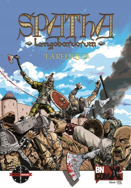 Spatha Langobardorum: prologo a fumetti per Benevento Longobarda