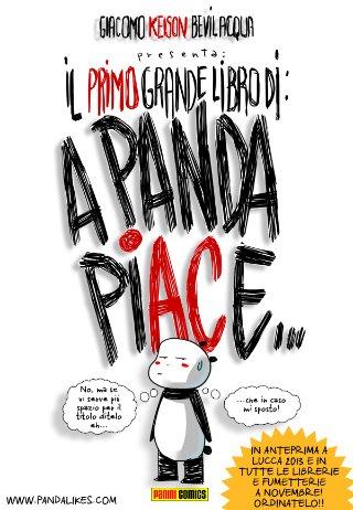 A Panda... Piacenza! Intervista a Giacomo Bevilacqua al Panini Store