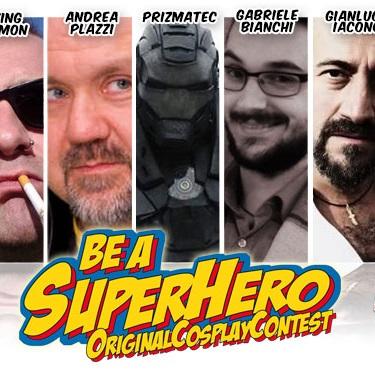 """""""Be a Superhero"""" – Original Cosplay Contest: scelta la giuria"""