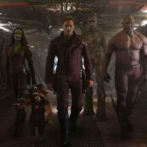 Guardiani della Galassia sulla cover di Empire