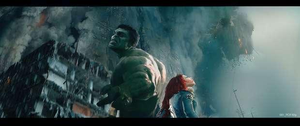 Mark Ruffalo: Hulk ha ruolo più grande nel sequel di The Avengers