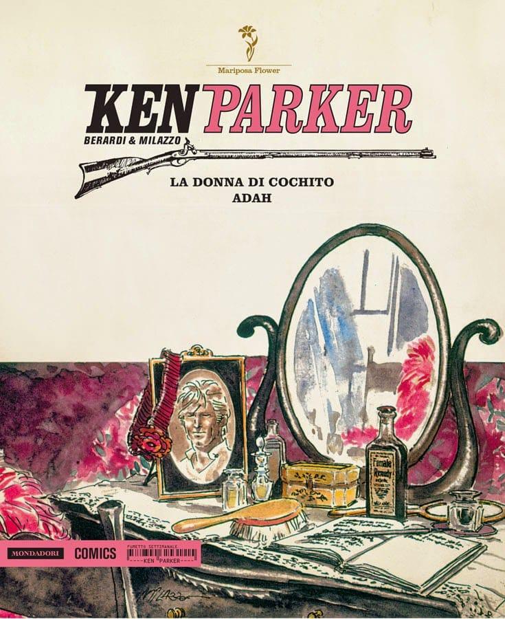Giancarlo Berardi e Ivo Milazzo - Adah (Ken Parker)_Essential 300 comics
