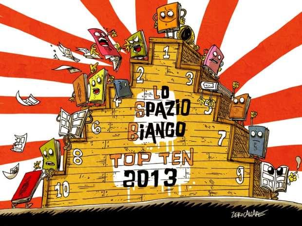 Lo Spazio Bianco: Top Ten 2013, i vincitori