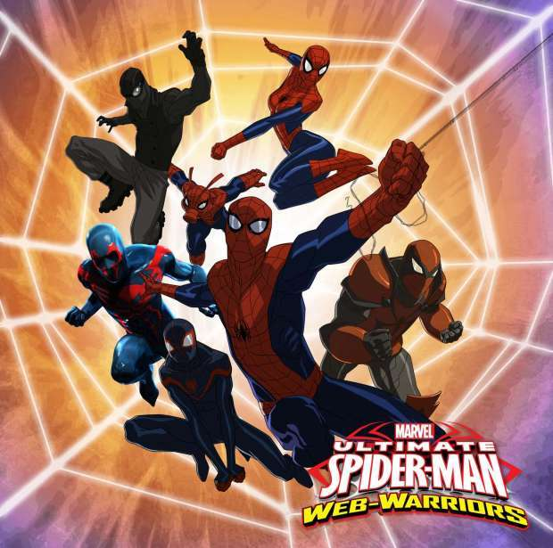 Ultimate Spider-Man: la terza stagione presenta i Web Warriors