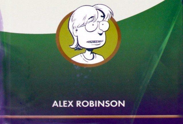 Smetto quando voglio: il viaggio nel passato di Alex Robinson