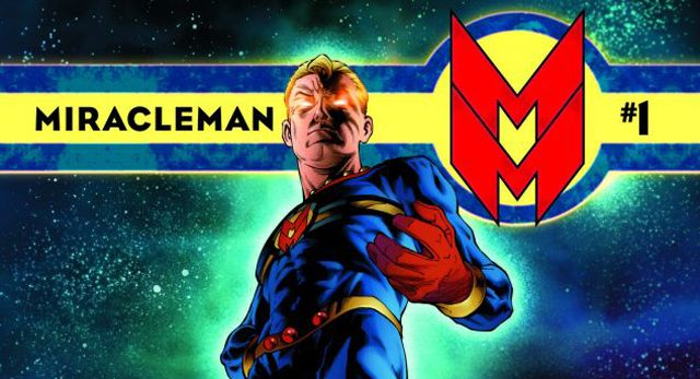 Miracleman #1 (Moore, Leach)