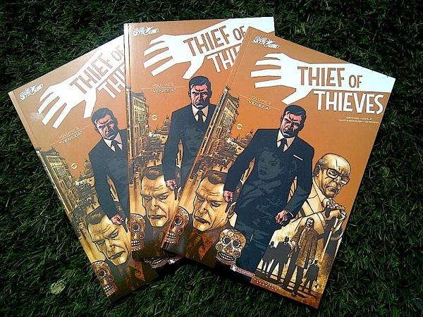 """Il terzo volume di """"Thief of Thieves"""" in arrivo a partire da venerdì 27 giugno"""