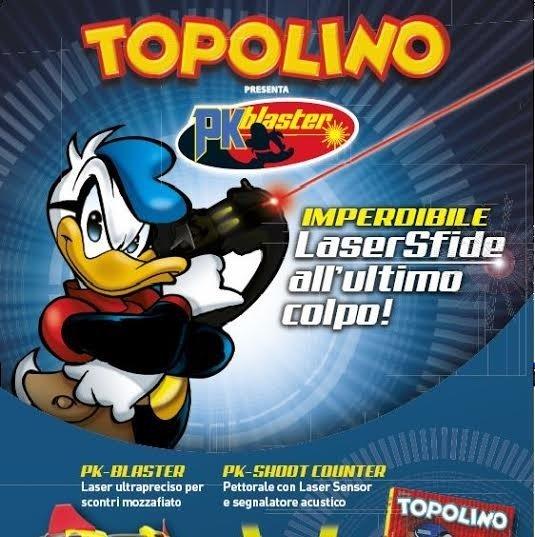 """""""PK"""" torna su Topolino con una nuova mini-serie"""