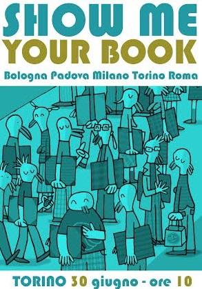 """Ultima data per il """"Show me your Book"""" di Davide Calì"""