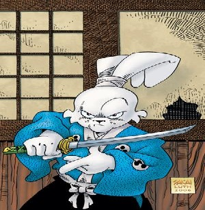 Renoir Comics annuncia l'integrale  di Usagi Yojimbo
