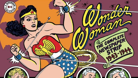 Wonder Woman: IDW e DC  lanciano raccolta comic strip