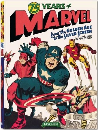 Taschen celebra i 75 anni di vita della Marvel Comics