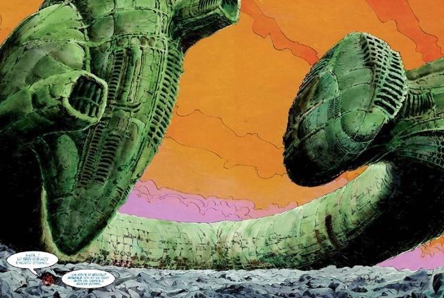 Alien – La storia illustrata (Goodwin, Simonson)