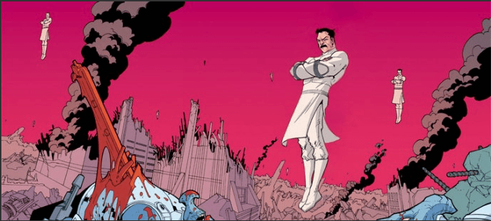 Invincible #6 (Kirkman, Ottley, Walker)