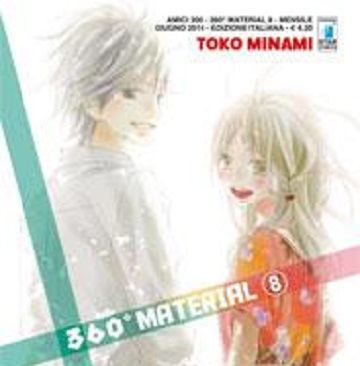 "Si conclude il manga Star Comics ""360° Material"""
