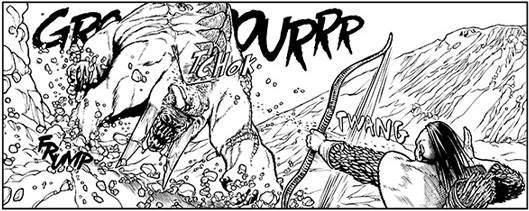 Dragonero #13-14 (Enoch, Buscaglia, Trono)