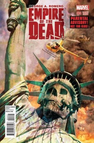 """The walking dead"" ed ""Empire of the dead"": chi ha paura dell'horror vacuo?"