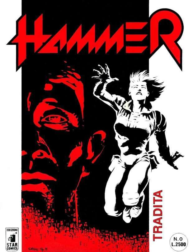 Hammer: fantascienza italiana a fumetti e cyberpunk negli anni '90_Approfondimenti