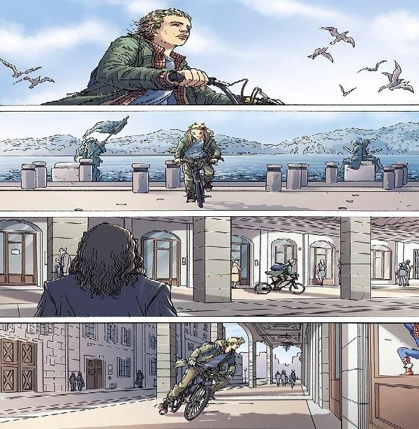 """Panini Comics e Indigo Film presentano il fumetto del film """"Il Ragazzo Invisibile"""""""
