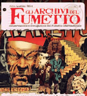 """Ecco il secondo numero della rivista """"Gli Archivi del Fumetto"""""""