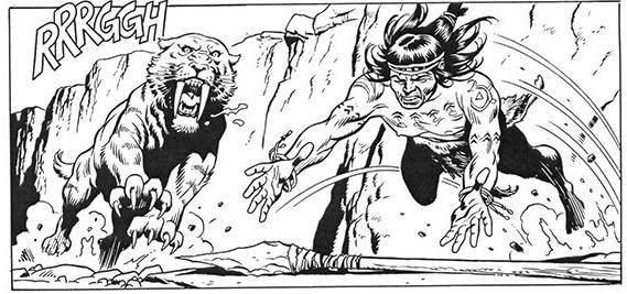 Maxi Zagor #22 - Il varco tra i millenni (Burattini, Esposito Bros.)