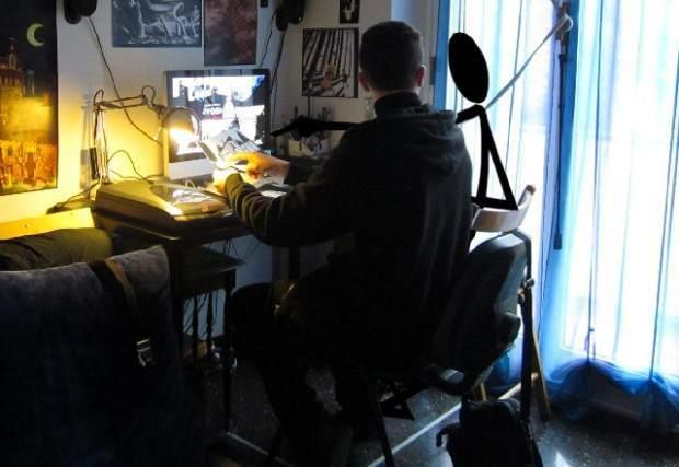 """Intervista a Cristiano Sili, autore del webcomic """"Le lepide avventure di Sir Gore"""""""