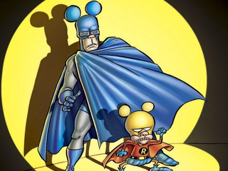 Rat-Man #103 – Le ombre dei figli (Ortolani)