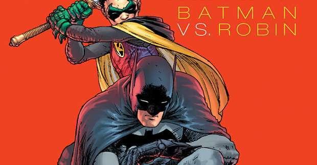 San Diego Comic-Con: DC Animation annuncia Batman Vs. Robin