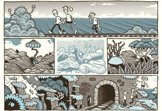 """""""Blue"""" di Pat Grant. Un percorso di crescita fra il surf e la difficile convivenza nella diversità"""
